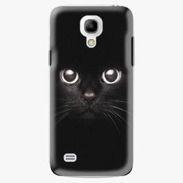 Plastový kryt iSaprio - Black Cat - Samsung Galaxy S4 Mini