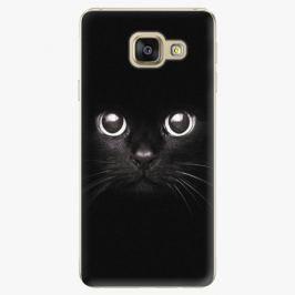 Plastový kryt iSaprio - Black Cat - Samsung Galaxy A5 2016