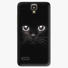 Plastový kryt iSaprio - Black Cat - Huawei Ascend Y5