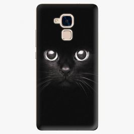 Plastový kryt iSaprio - Black Cat - Huawei Honor 7 Lite