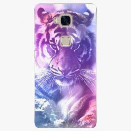 Plastový kryt iSaprio - Purple Tiger - Huawei Honor 5X