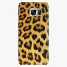 Plastový kryt iSaprio - Jaguar Skin - Samsung Galaxy S7 Edge