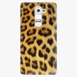 Plastový kryt iSaprio - Jaguar Skin - LG G2 (D802B)