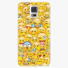 Plastový kryt iSaprio - Emoji - Samsung Galaxy S5