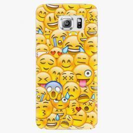 Plastový kryt iSaprio - Emoji - Samsung Galaxy S6