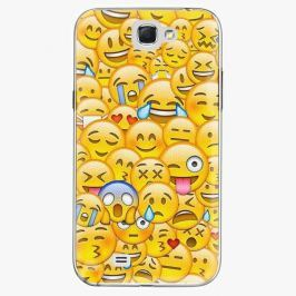 Plastový kryt iSaprio - Emoji - Samsung Galaxy Note 2