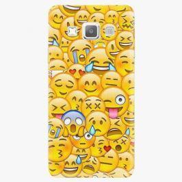 Plastový kryt iSaprio - Emoji - Samsung Galaxy A3