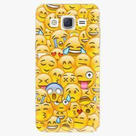 Plastový kryt iSaprio - Emoji - Samsung Galaxy J5