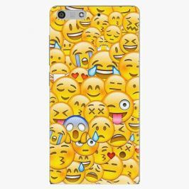 Plastový kryt iSaprio - Emoji - Huawei Ascend P7 Mini