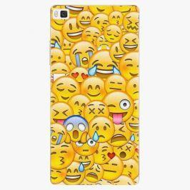Plastový kryt iSaprio - Emoji - Huawei Ascend P8