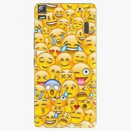 Plastový kryt iSaprio - Emoji - Lenovo A7000