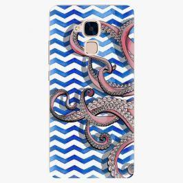 Plastový kryt iSaprio - Octopus - Huawei Honor 7 Lite