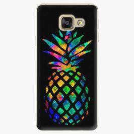 Plastový kryt iSaprio - Rainbow Pineapple - Samsung Galaxy A3 2016