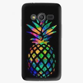 Plastový kryt iSaprio - Rainbow Pineapple - Samsung Galaxy Trend 2 Lite