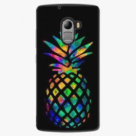 Plastový kryt iSaprio - Rainbow Pineapple - Lenovo A7010