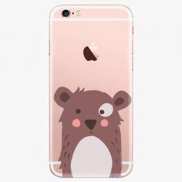 Plastový kryt iSaprio - Brown Bear - iPhone 7