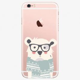 Plastový kryt iSaprio - Bear With Scarf - iPhone 7 Plus