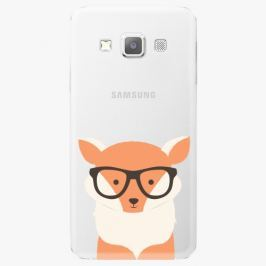 Plastový kryt iSaprio - Orange Fox - Samsung Galaxy A7
