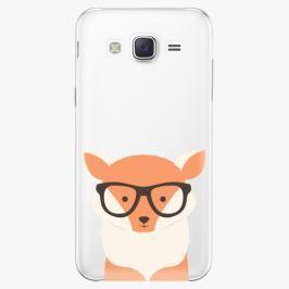 Plastový kryt iSaprio - Orange Fox - Samsung Galaxy J5