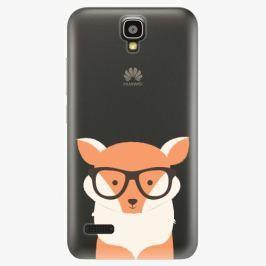 Plastový kryt iSaprio - Orange Fox - Huawei Ascend Y5