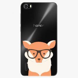 Plastový kryt iSaprio - Orange Fox - Huawei Honor 6