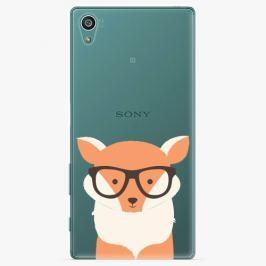 Plastový kryt iSaprio - Orange Fox - Sony Xperia Z5