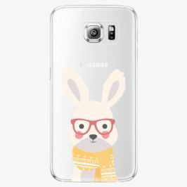 Plastový kryt iSaprio - Smart Rabbit - Samsung Galaxy S6