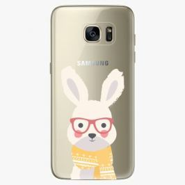Plastový kryt iSaprio - Smart Rabbit - Samsung Galaxy S7 Edge