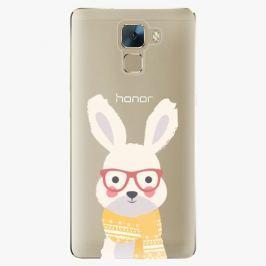 Plastový kryt iSaprio - Smart Rabbit - Huawei Honor 7