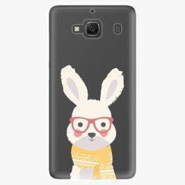 Plastový kryt iSaprio - Smart Rabbit - Xiaomi Redmi 2