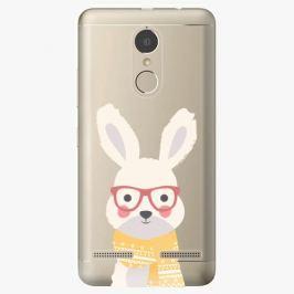 Plastový kryt iSaprio - Smart Rabbit - Lenovo K6