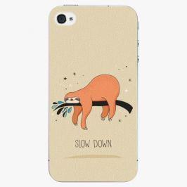 Plastový kryt iSaprio - Slow Down - iPhone 4/4S