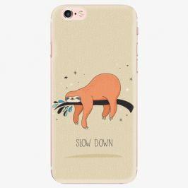 Plastový kryt iSaprio - Slow Down - iPhone 6 Plus/6S Plus