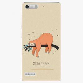 Plastový kryt iSaprio - Slow Down - Huawei Ascend G6