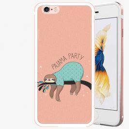 Plastový kryt iSaprio - Pajama Party - iPhone 6 Plus/6S Plus - Rose Gold