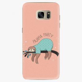 Plastový kryt iSaprio - Pajama Party - Samsung Galaxy S7 Edge