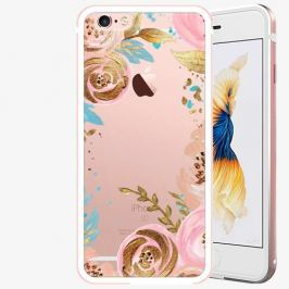 Plastový kryt iSaprio - Golden Youth - iPhone 6/6S - Rose Gold