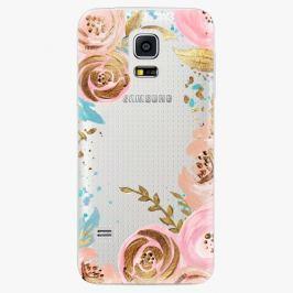 Plastový kryt iSaprio - Golden Youth - Samsung Galaxy S5 Mini