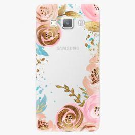 Plastový kryt iSaprio - Golden Youth - Samsung Galaxy A7