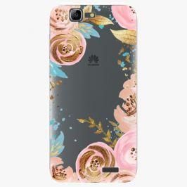 Plastový kryt iSaprio - Golden Youth - Huawei Ascend G7