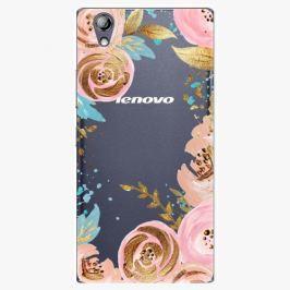 Plastový kryt iSaprio - Golden Youth - Lenovo P70