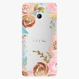 Plastový kryt iSaprio - Golden Youth - HTC One Mini