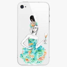 Plastový kryt iSaprio - Queen of Parties - iPhone 4/4S