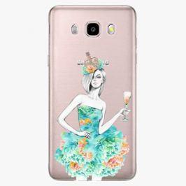 Plastový kryt iSaprio - Queen of Parties - Samsung Galaxy J5 2016