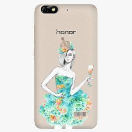 Plastový kryt iSaprio - Queen of Parties - Huawei Honor 4C