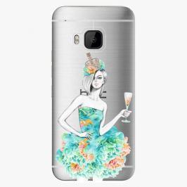 Plastový kryt iSaprio - Queen of Parties - HTC One M9