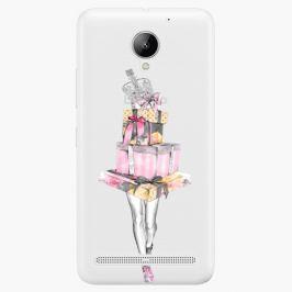 Plastový kryt iSaprio - Queen of Shopping - Lenovo C2