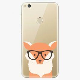 Plastový kryt iSaprio - Orange Fox - Huawei P8 Lite 2017