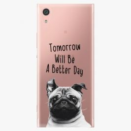 Plastový kryt iSaprio - Better Day 01 - Sony Xperia XA1