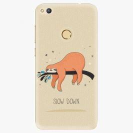 Plastový kryt iSaprio - Slow Down - Huawei Honor 8 Lite